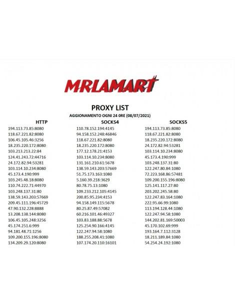 proxy list mrlamart