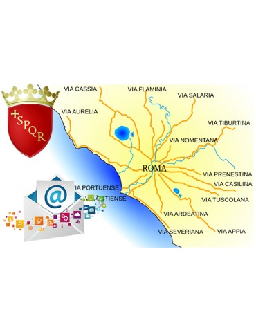 DB email Roma