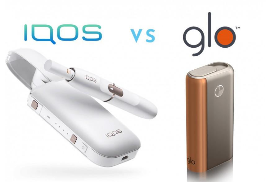 Glo Hyper VS Iqos