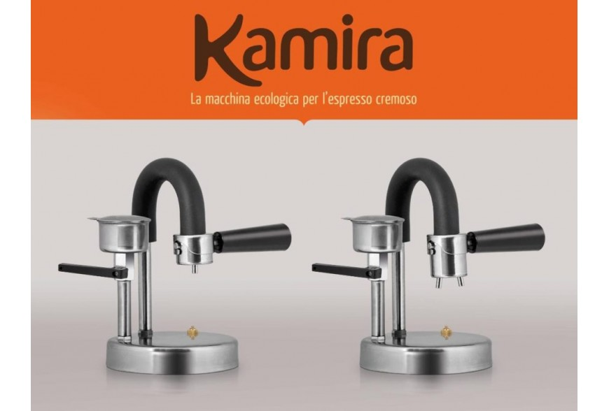 KAMIRA espresso come al Bar