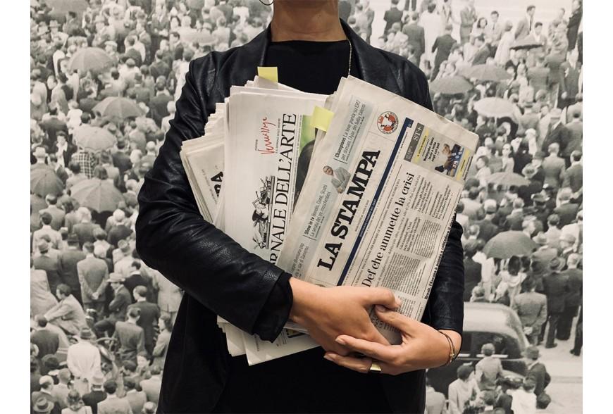 I Telegiornali trasmettono solo quello che vogliono